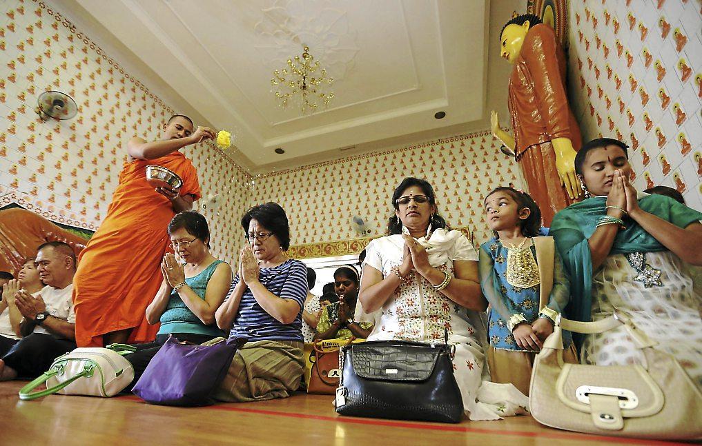 All religions practise good teachings | The Star Online