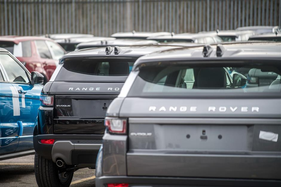 Jaguar Land Rover vehicles to use BlackBerry software | The
