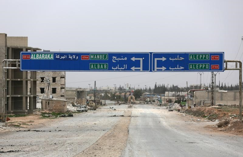 Turkey will move with U S  in Syria's Manbij - foreign