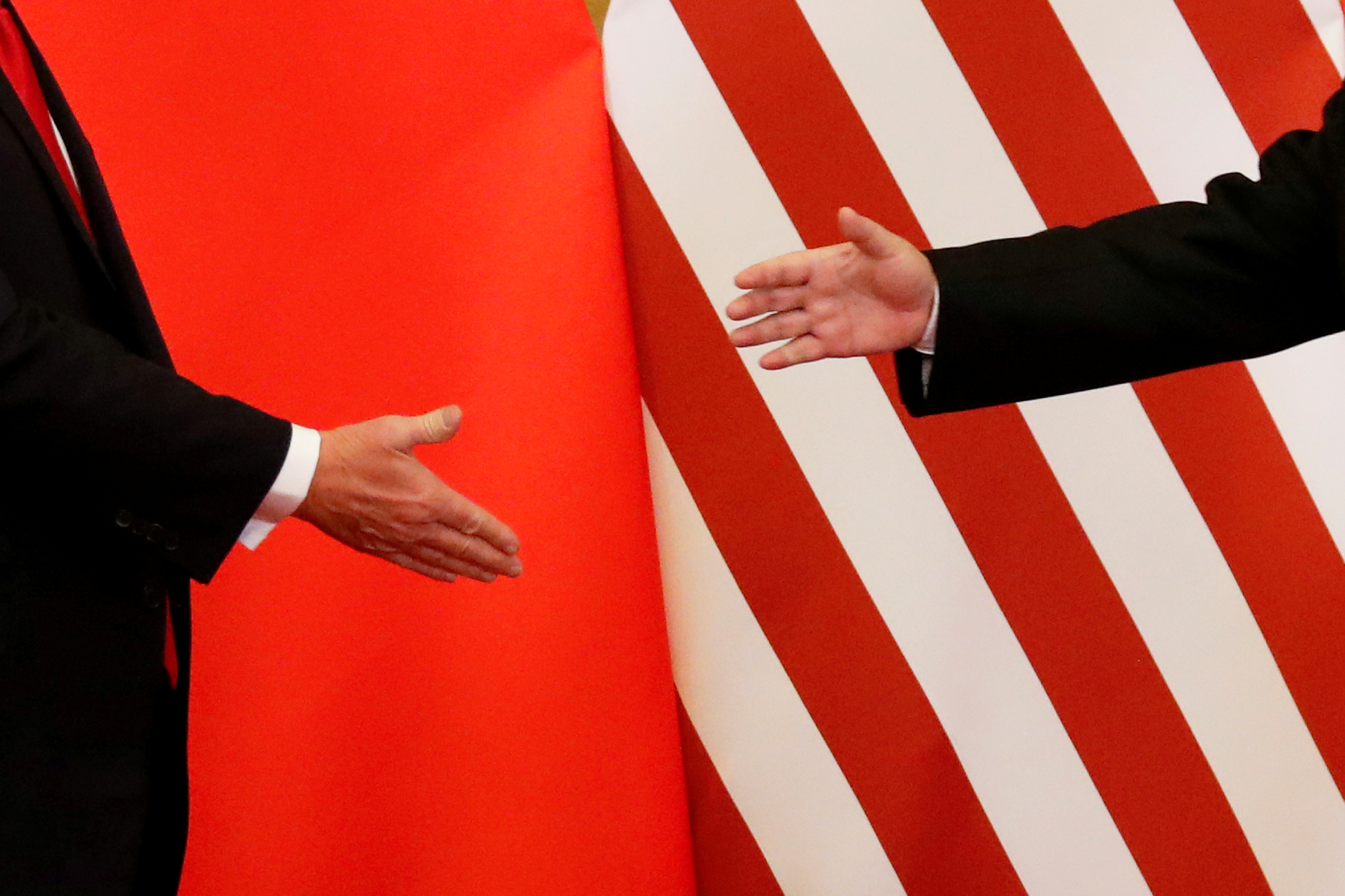 Trade deal possible at G20 but Chinese paper says U S  must