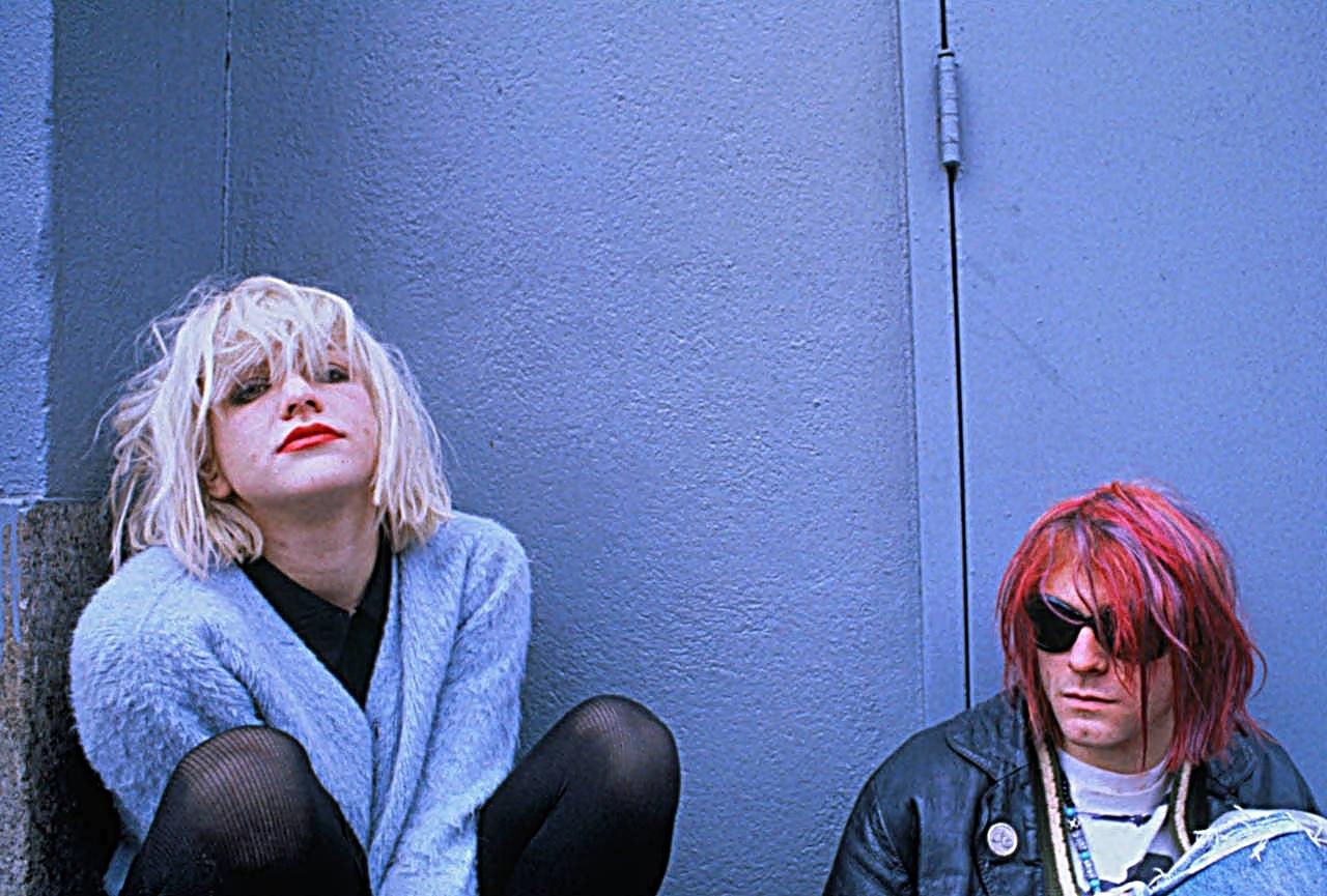 Courtney Love And Kurt Cobain Wedding.Note Found In Kurt Cobain S Wallet Mocks Wedding Vow The