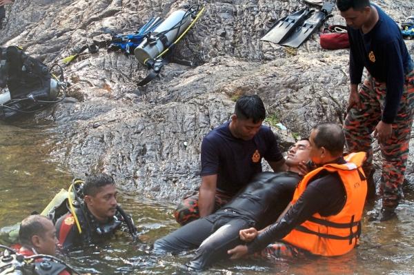 Mishaps at Berkelah Waterfall attributed to carelessness   The Star