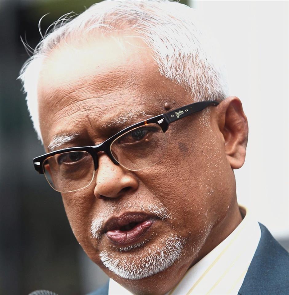 Pokok Sena mp Datuk Mahfuz Omar