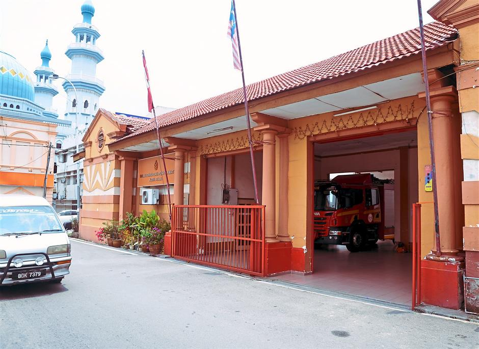 The Kota Raja Fire and Rescue Station along Jalan Tengku Diaudin, has been allocated RM1mil to refurbish and repair its facilities, including its century-old facade which was built back in colonial times. The building has served as a fire station ever since.