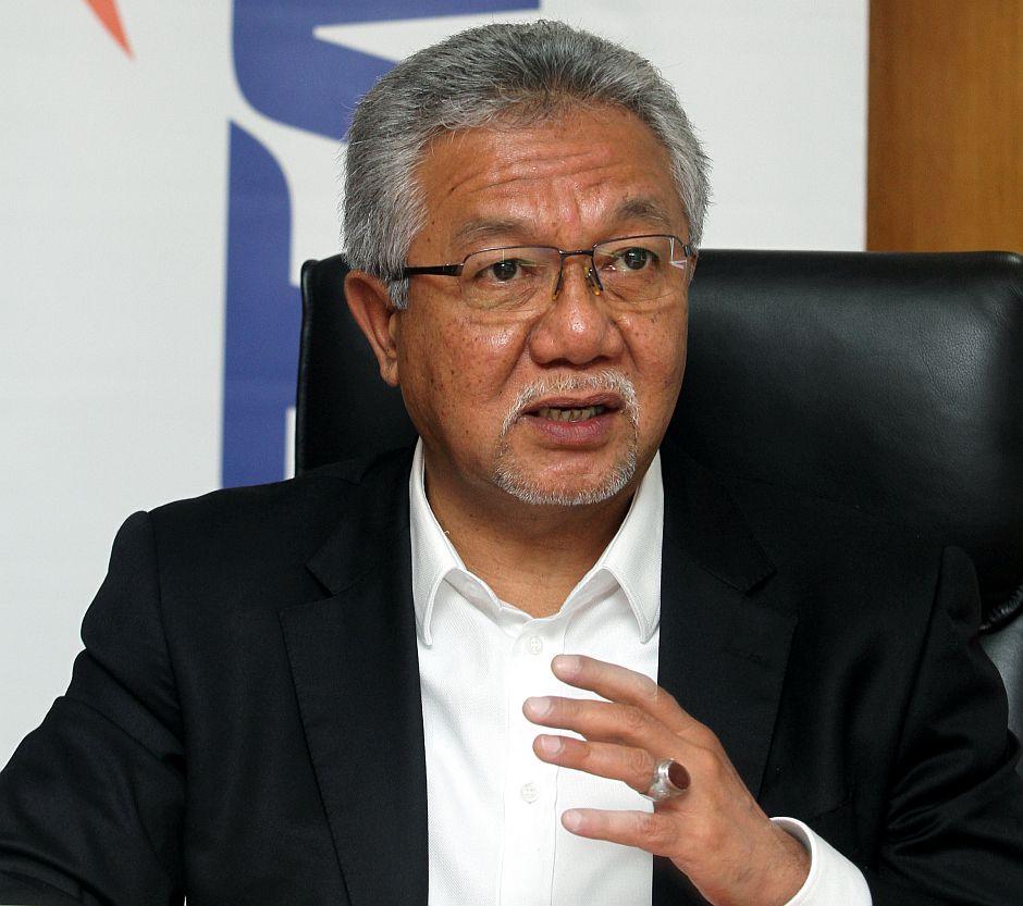 Telekom Malaysia Bhd Tan Sri Zamzamzairani.