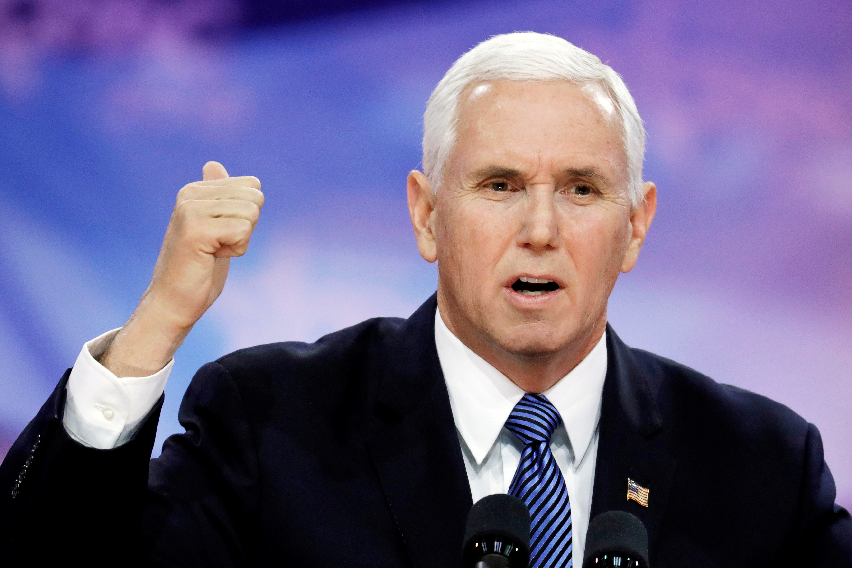 Pence puts off China speech sequel ahead of Trump-Xi talks | The