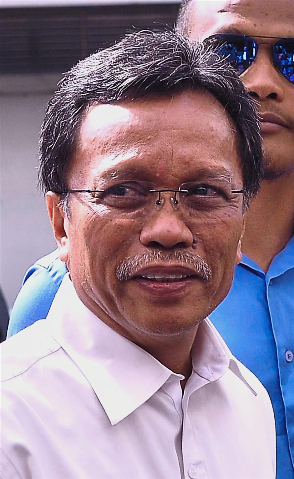 Shafie: His Warisan is emerging as Sabah's key Opposition force.