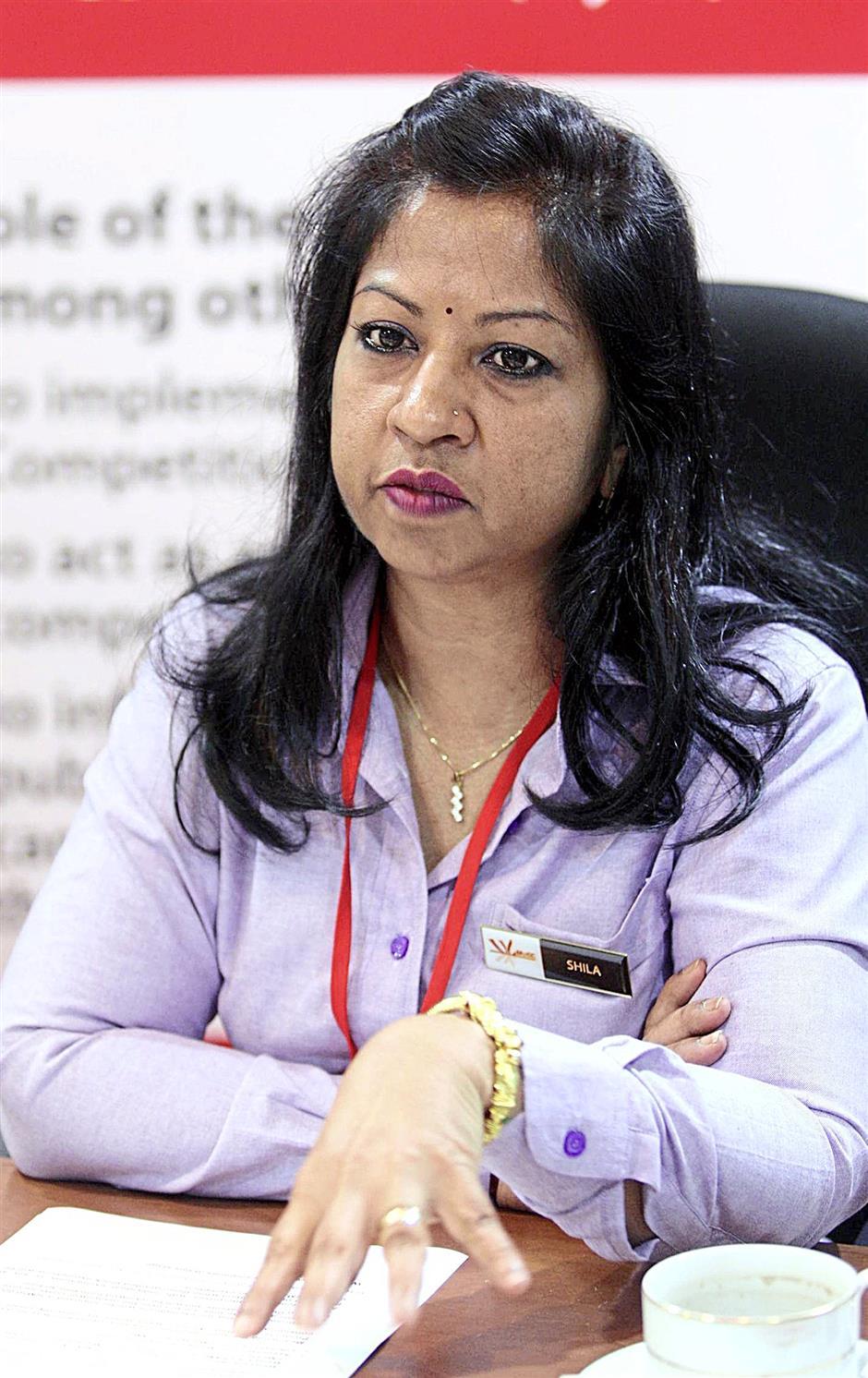 Shila Dorai Raj
