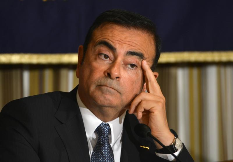 Carmakers don\'t want to become just a kind of a simple common hardware in collaborating with Google to develop driverless cars, says Nissan CEO Carlos Ghosn - AFP Photo.
