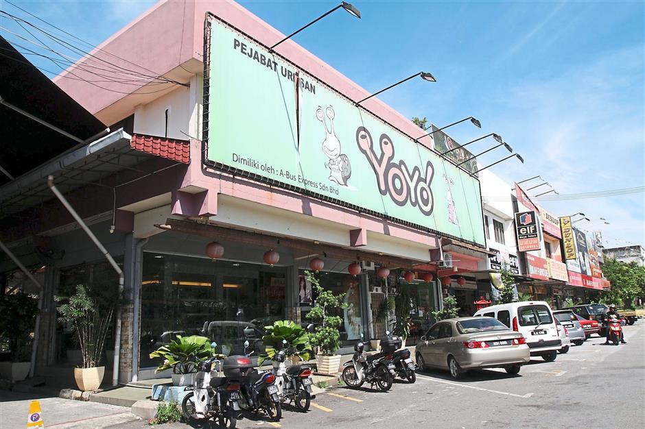 Yoyo Bus provides shuttle bus service for the convenience of those travelling to airports in Kuala Lumpur.