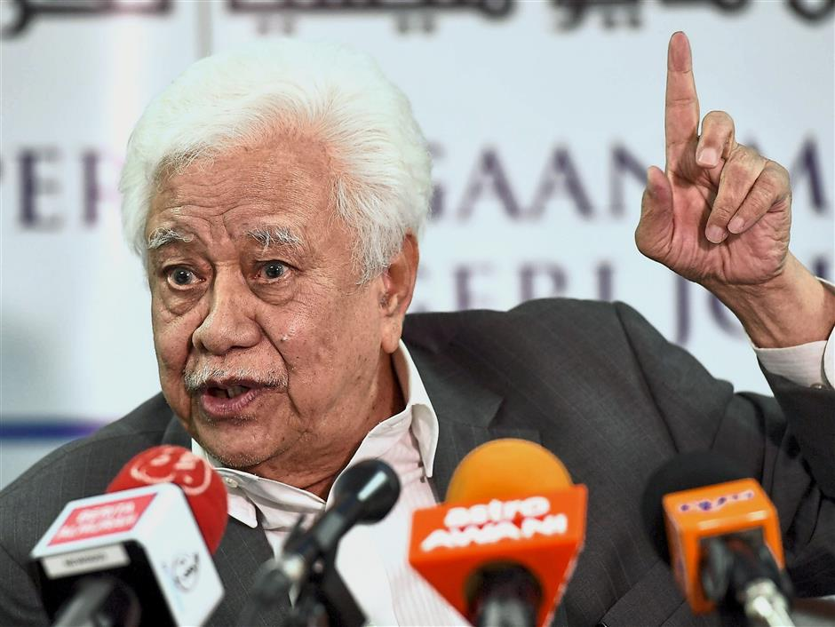 Don't change it: Maintaining Mara as a single agency will ensure the continuity of the bumiputra agenda , says Syed Ali. — Bernama