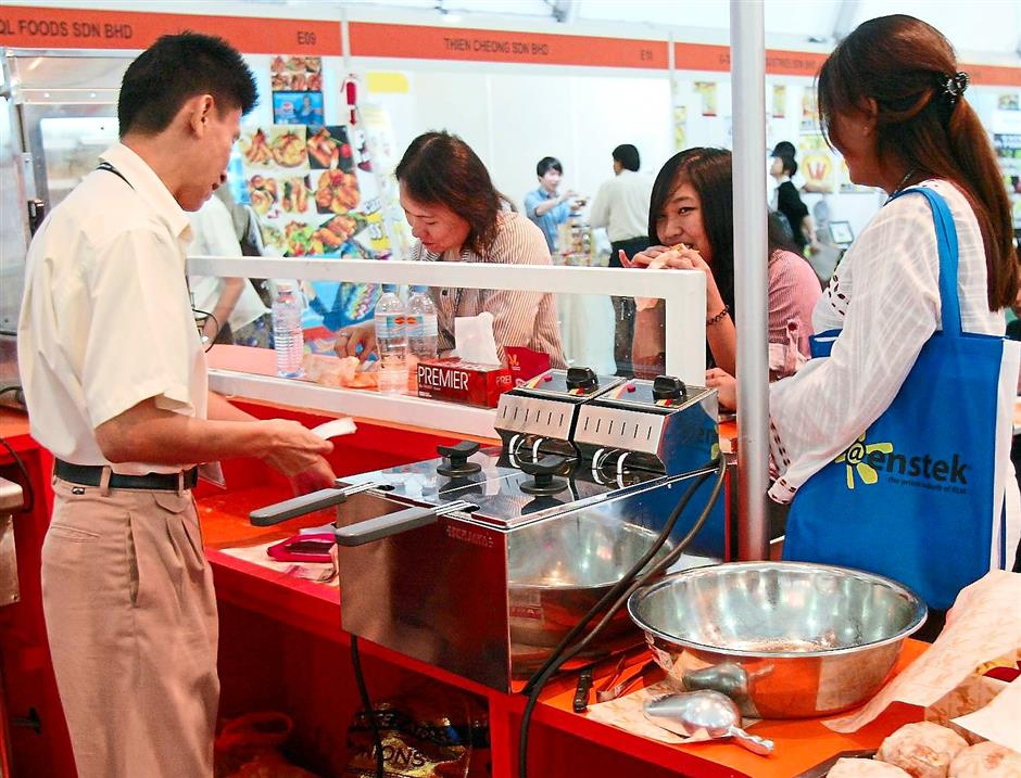 Synergy: Matrade says it will be leveraging on FOODEX 2015 to promote the upcoming Mihas (Malaysia International Halal Showcase) to Japanese and international buyers.