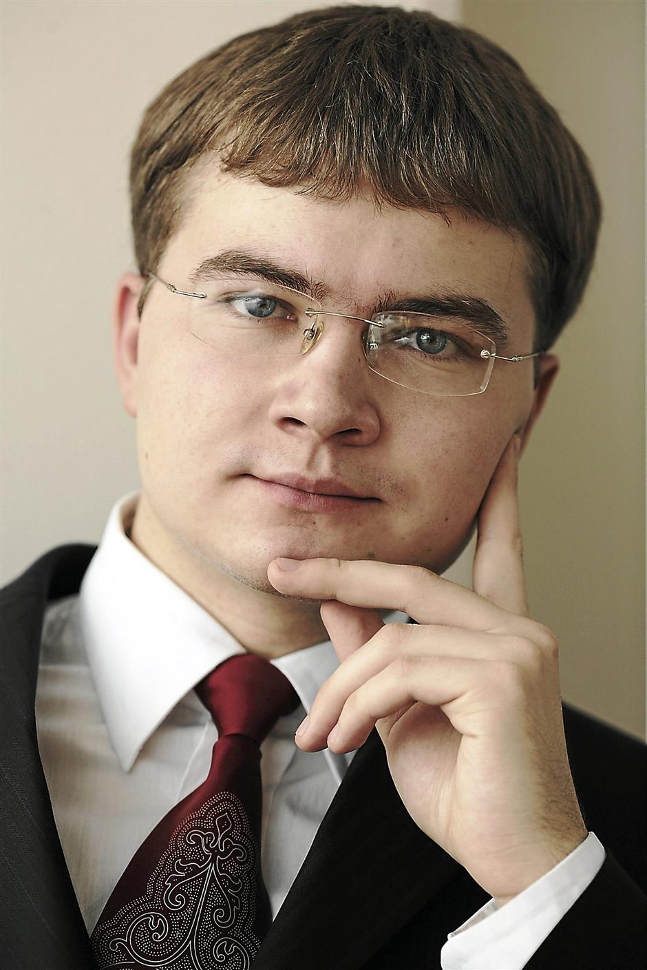 Kaspersky Lab's global research & analysis team principal security researcher, Vitaly Kamluk