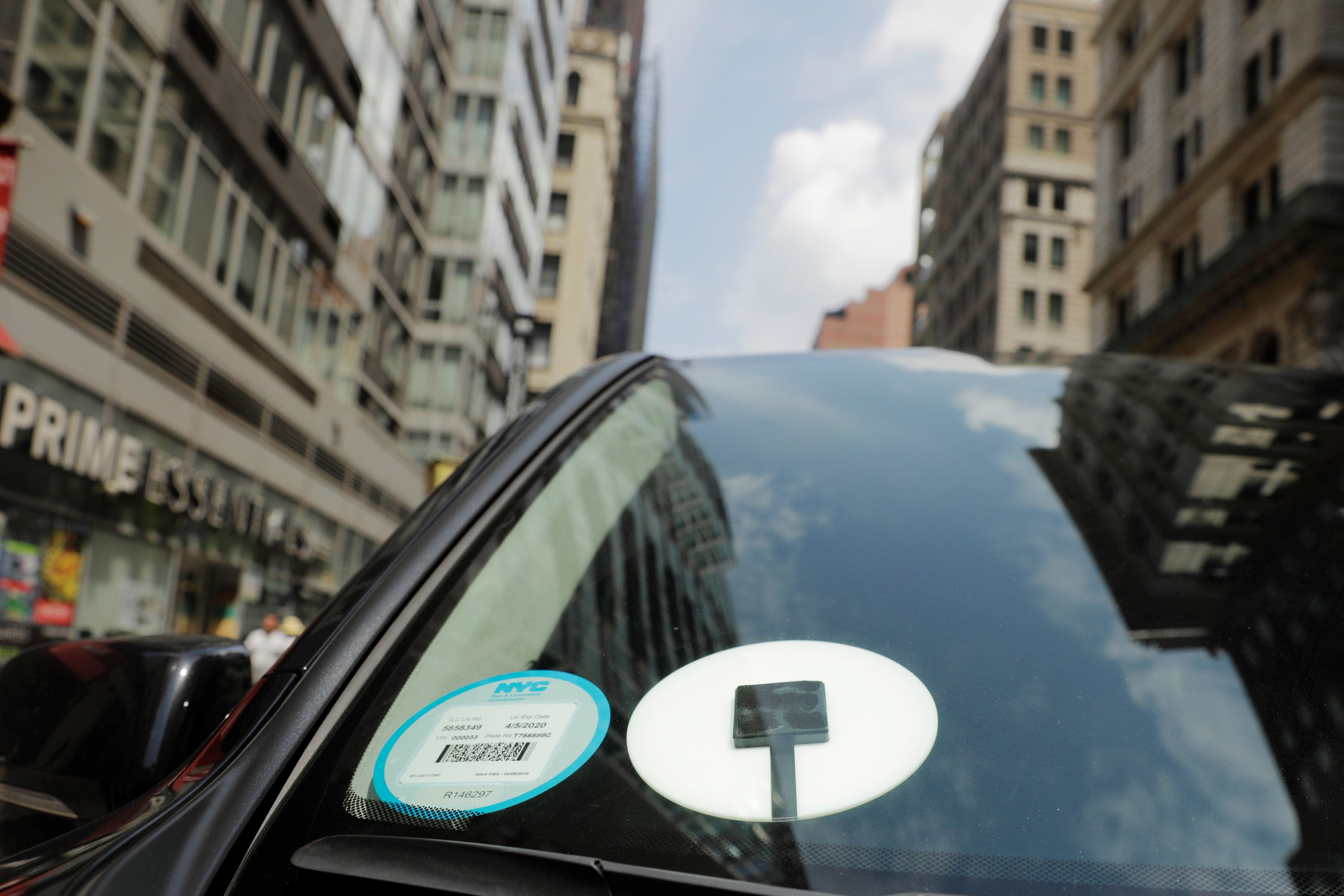 NYC City Council to consider pause in granting Uber licenses