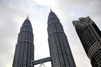 Petronas is said near investment in US$31bil Canada project | The
