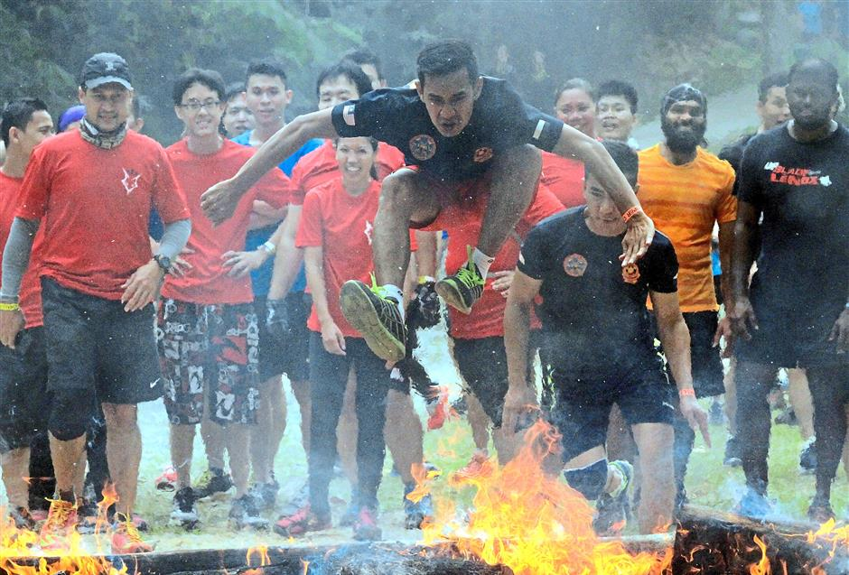 Popular King Of The Mountain Challenge Draws Thousands To