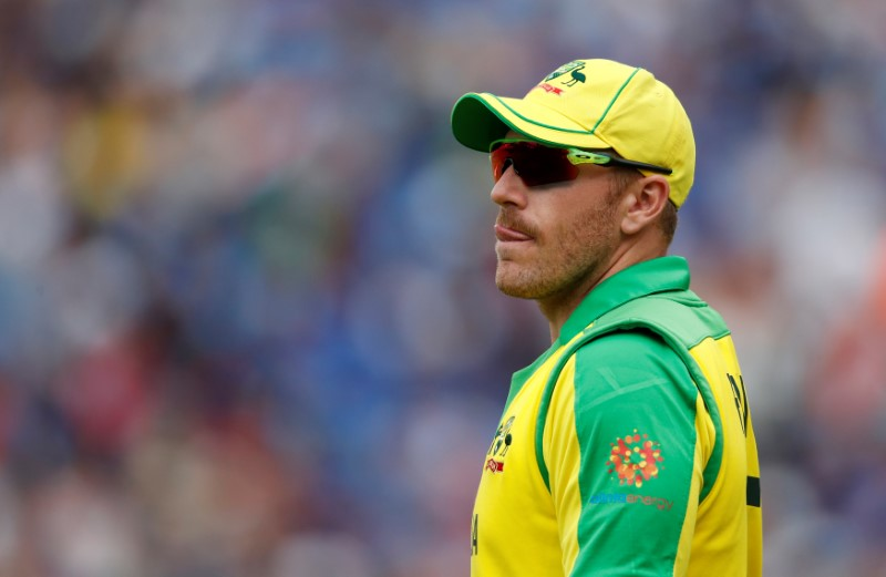 Good Bowling Not Game Plan Is Slowing Warner Down Finch