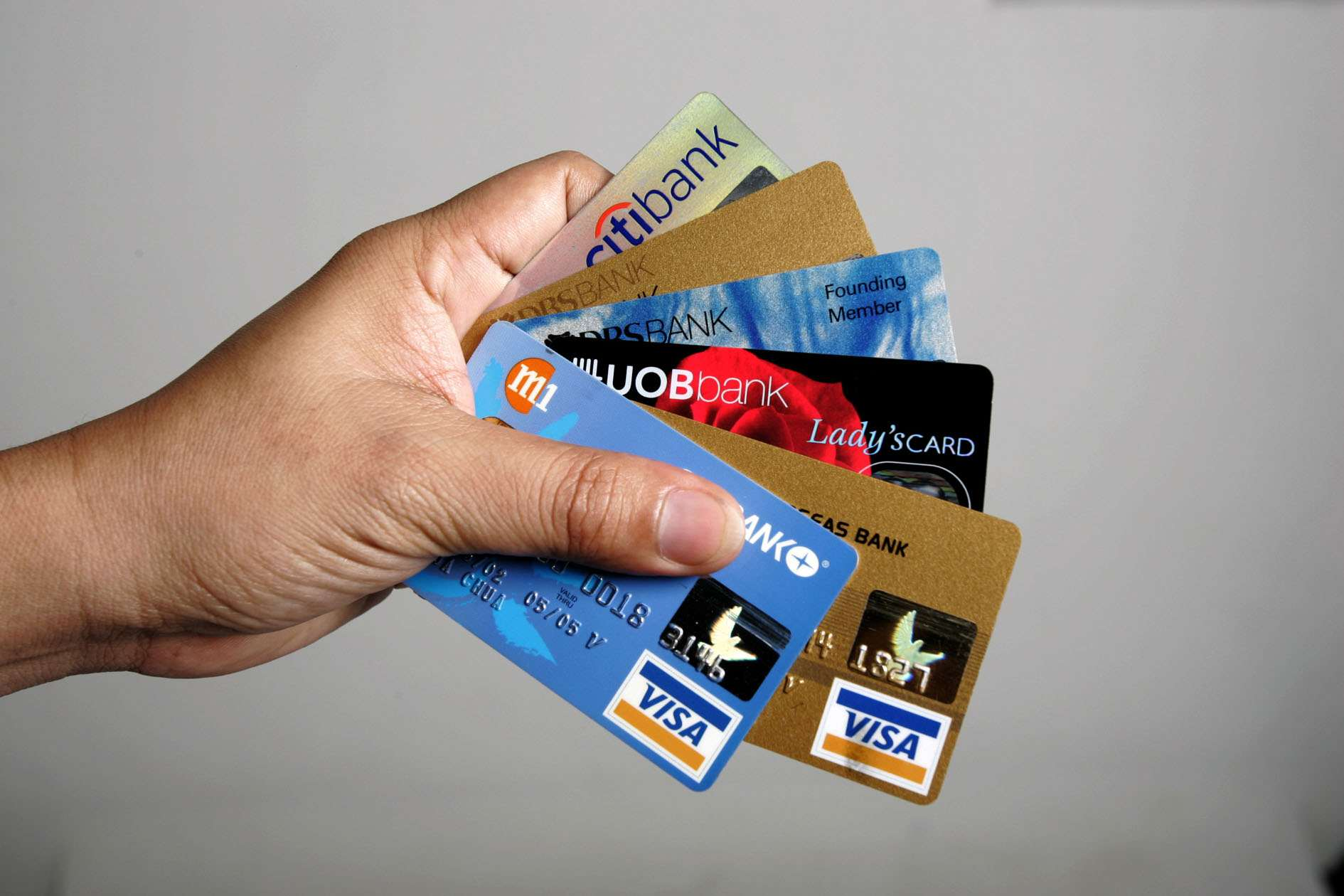 Debt-trimental: Data shows many are failing behind on payments.-The Straits Times/Asia News Network