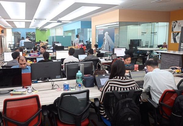 Software company gone big | The Star Online