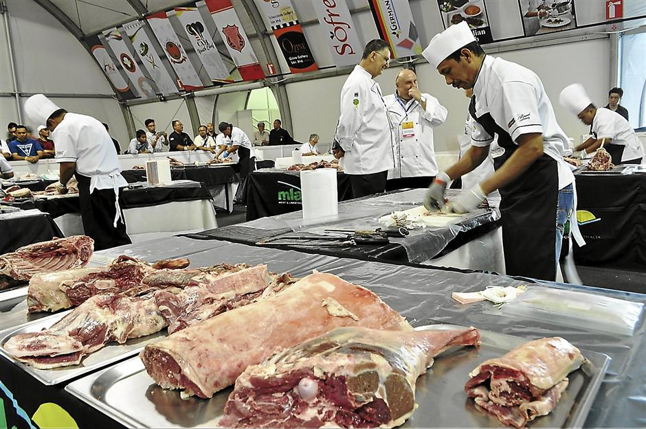 Bringing home the meat is big business indeed   The Star Online