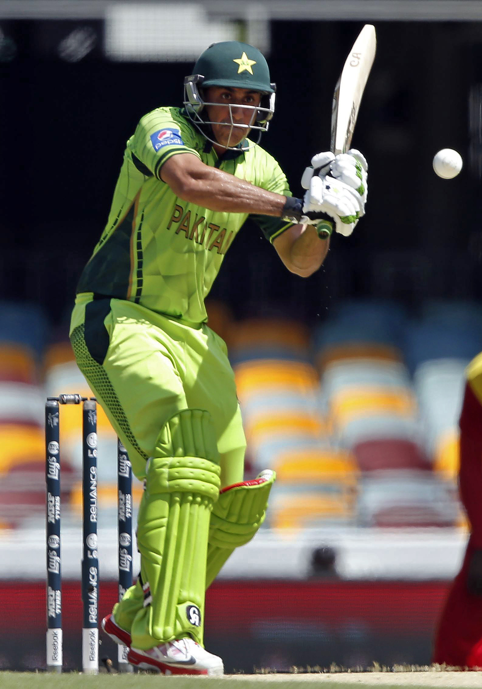 Former Pakistan cricketer Jamshed charged with bribery in