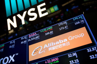 US-listed Chinese stocks tumble at fastest pace since 2008 | The