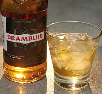 Goes down smooth: The Rusty Nail is the signature Drambuie cocktail, and ismade with equal parts of Drambuie and Scotch whisky.