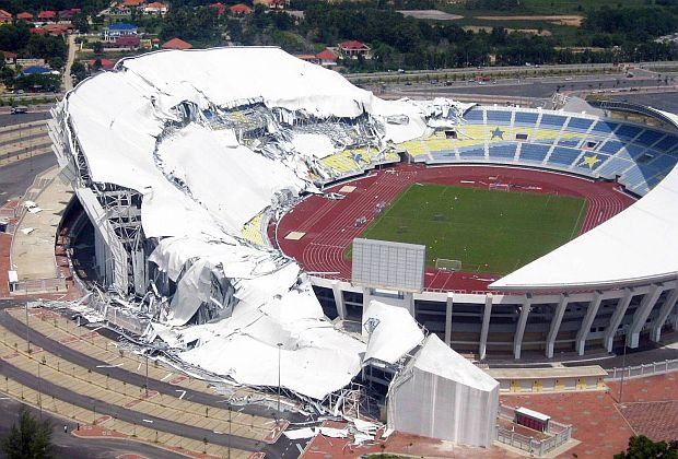 Terengganu Pakatan Chief Reopen Investigation Into Stadium Roof Collapse The Star
