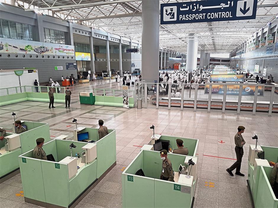 Haj pilgrims to enter through Jeddah | The Star Online