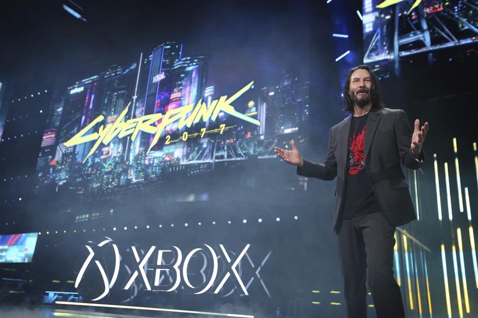 E3 2019: CD Projekt Red's 'Cyberpunk 2077' will star Keanu