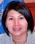 Lee Hui Ping, 42, leading stewardess