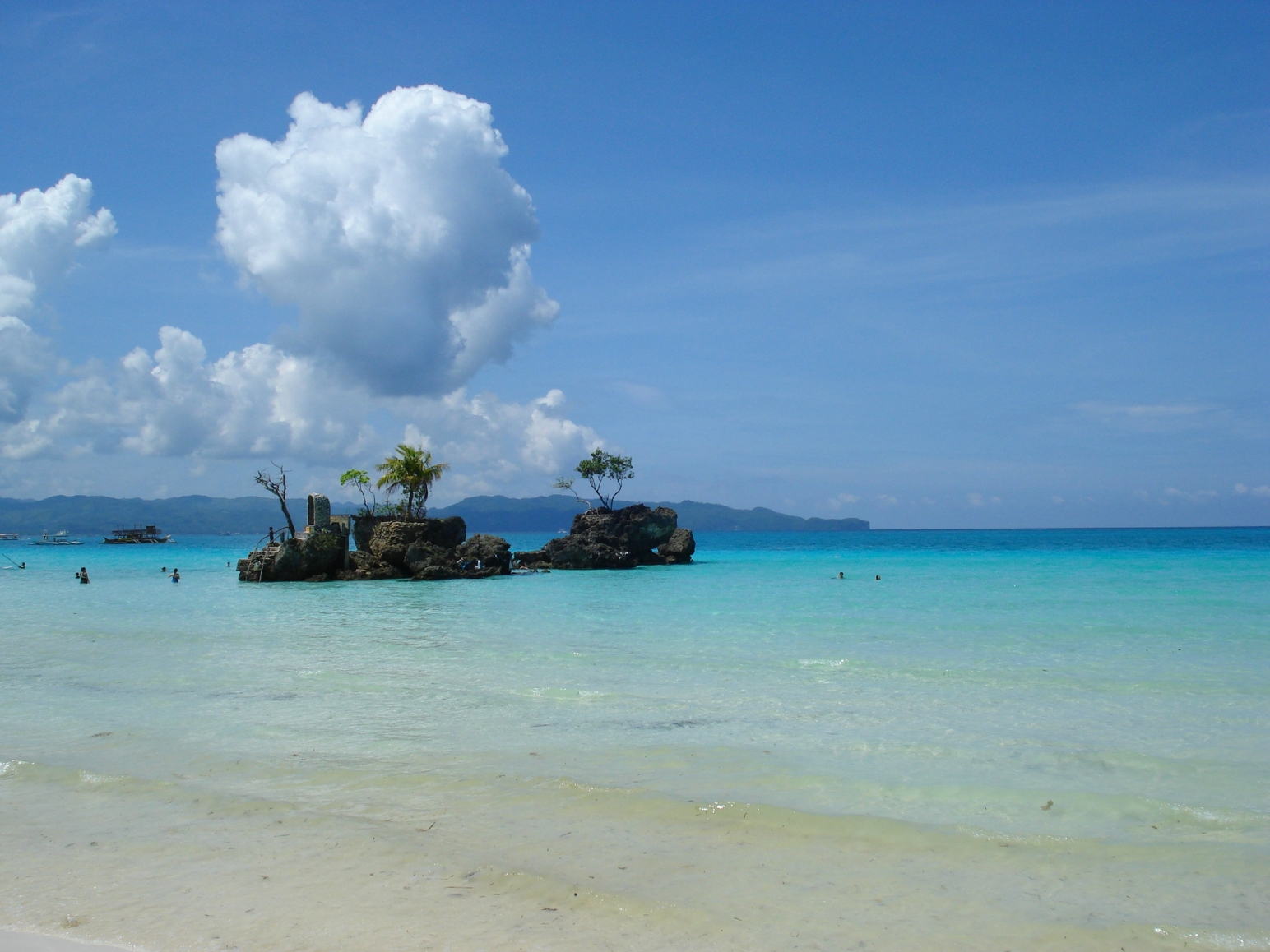 White Beach, Boracay, Philippines. Photo: TripAdvisor
