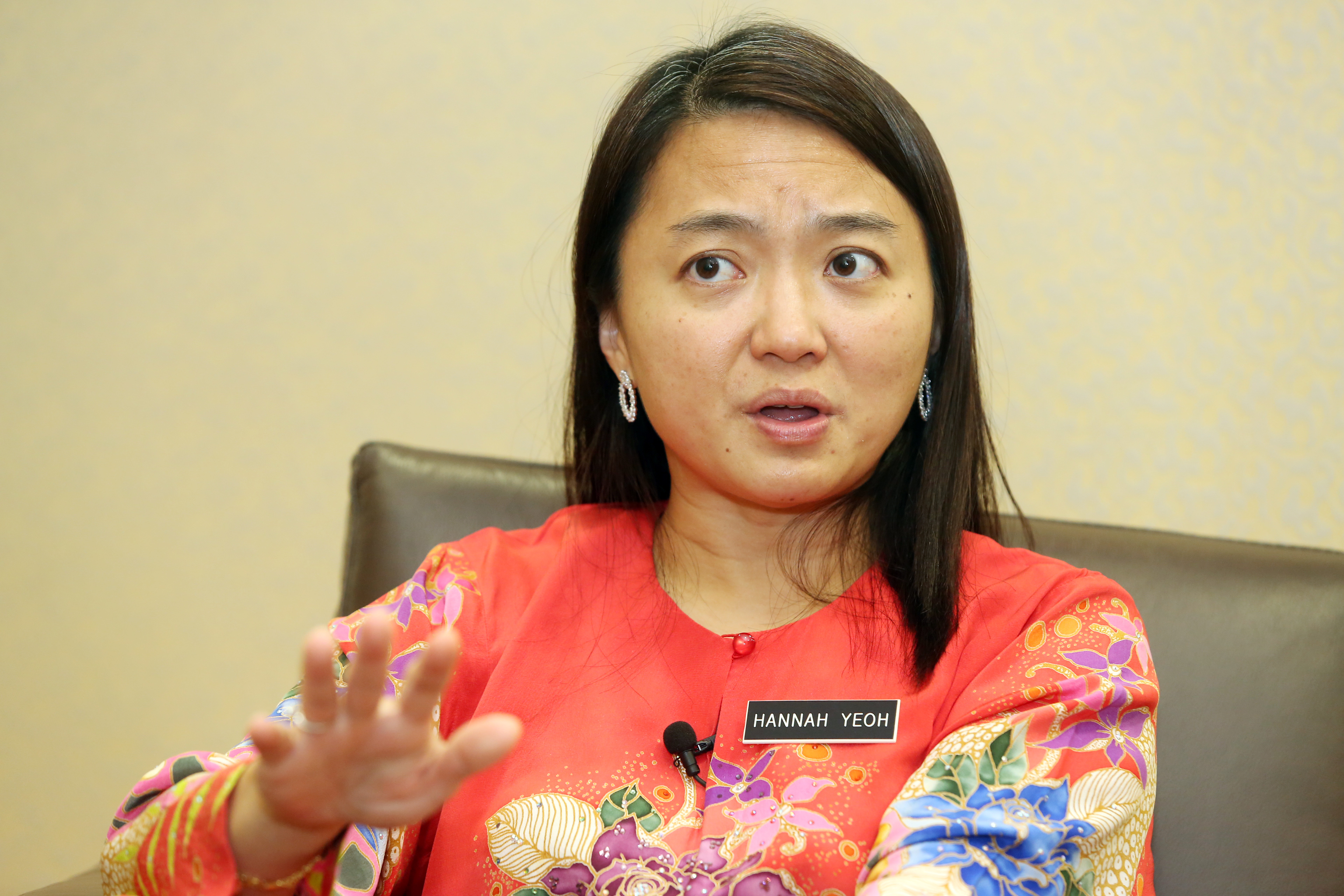 Hannah Yeoh: possible sex education outside schools to fight baby dumping |  The Star