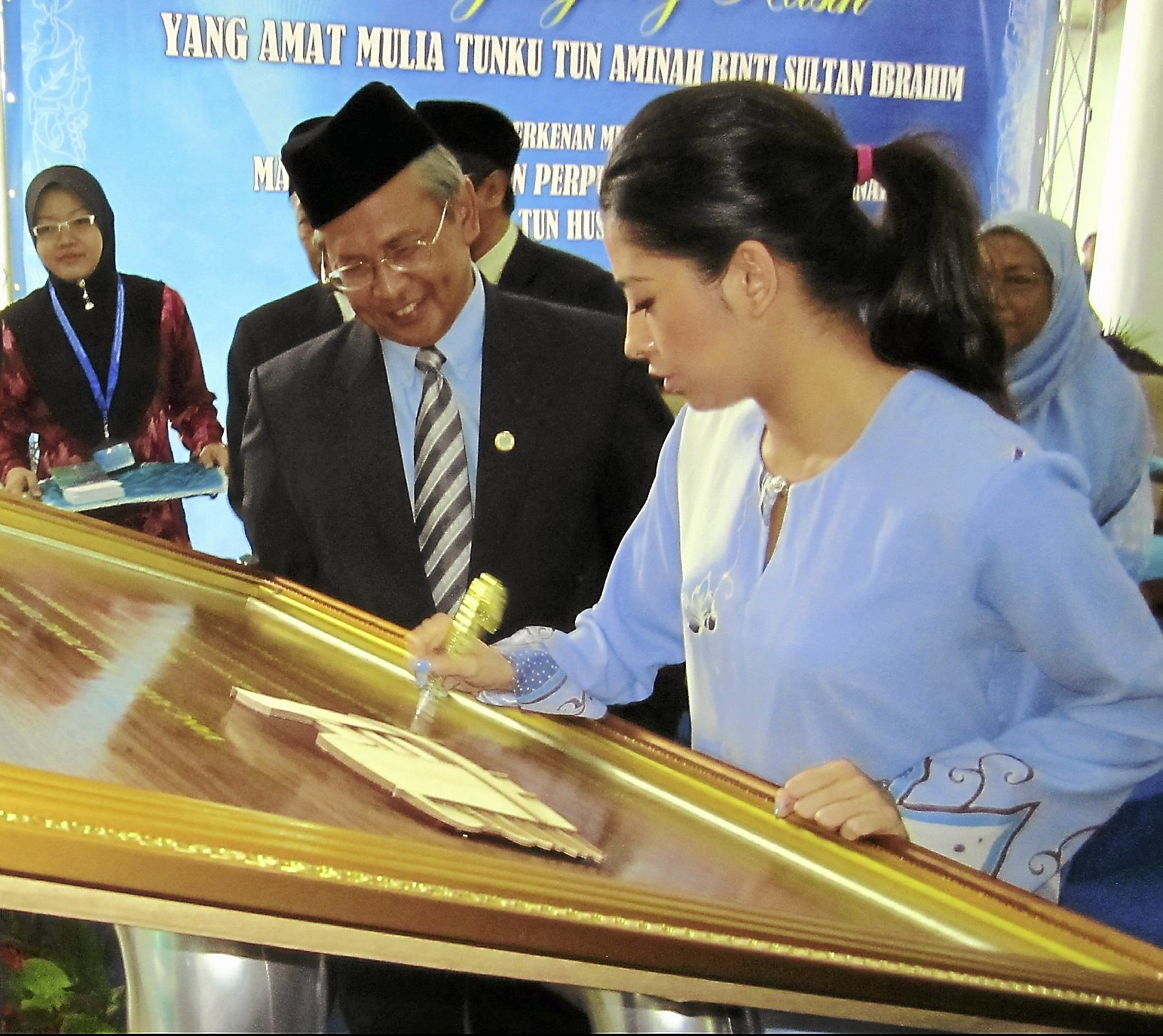 Uthm Officially Renames Library The Star
