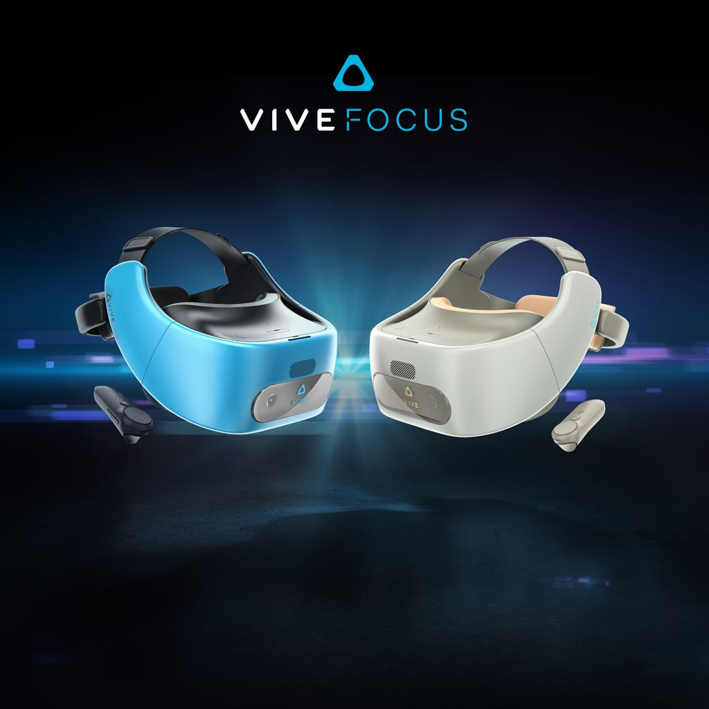 HTC lines up Vive Focus as an Oculus Go rival | The Star Online
