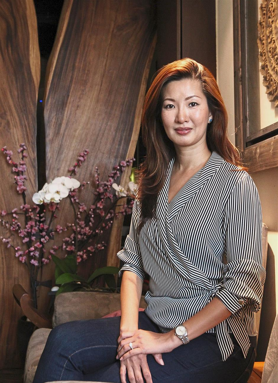 Where opportunities lie: Pang is eyeing potential in under-represented markets in need of good spa and wellness centres.