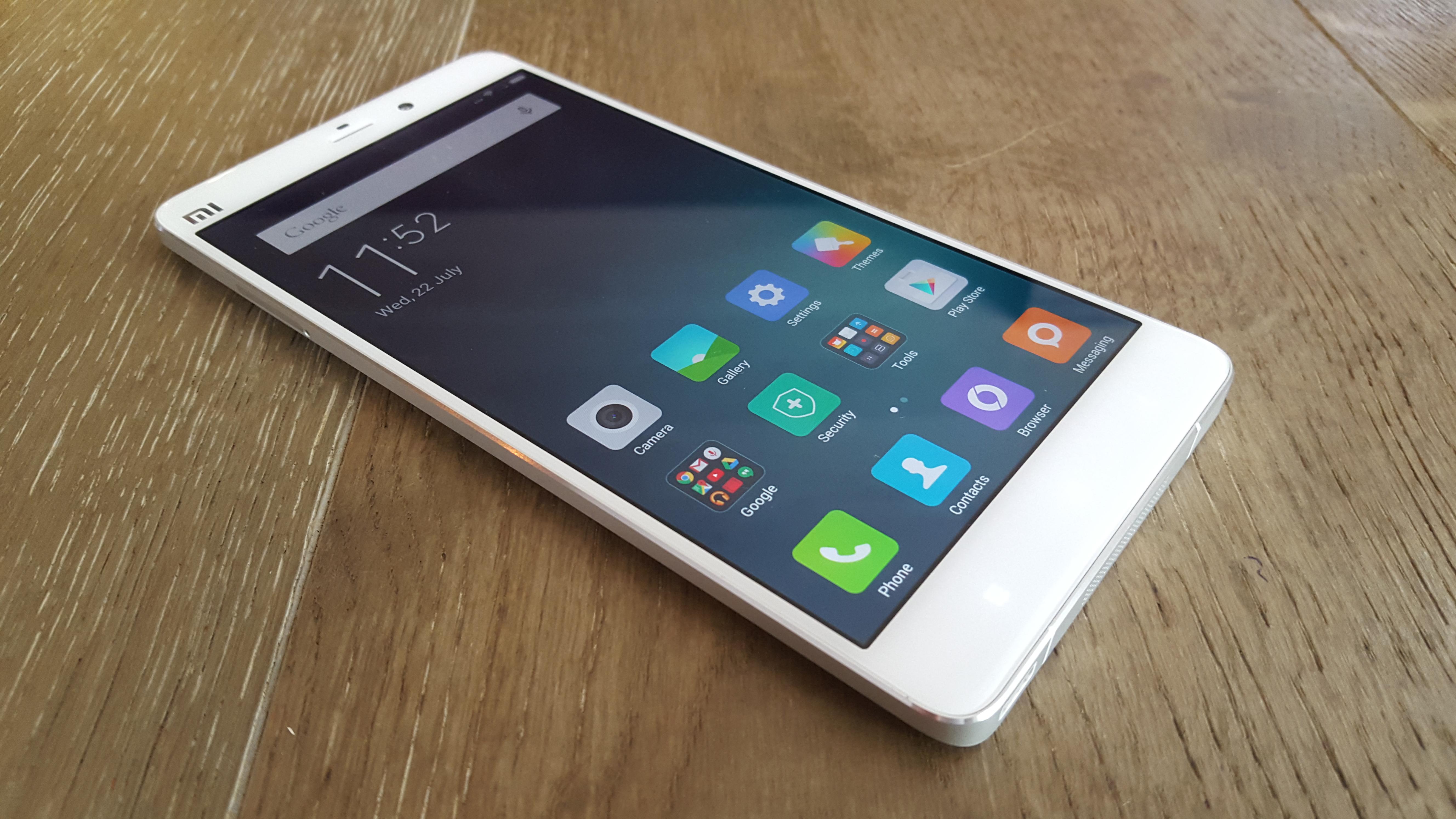 Xiaomi Mi Note: Order one via Uber | The Star Online