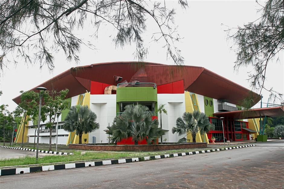 The Nilai Indoor stadium built about 12 years ago has also been the venue of many sports events.