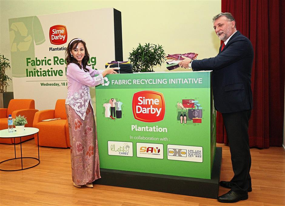 Out to reduce fabric waste at landfills | The Star Online