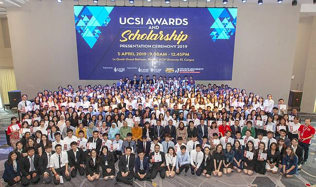 UCSI's scholarship up for grabs | The Star Online