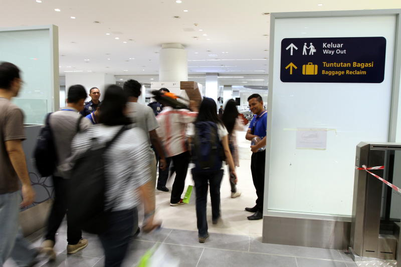 IATA had conveyed to acting Transport Minister Datuk Seri Hishamuddin Tun Hussein, its view that the services and facilities at the soon-to-be-opened KLIA2 (pix) is comparable, if not better than KLIA and that users of equivalent facilities at both terminals should pay similar PSC.