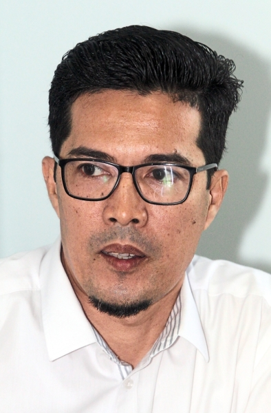 Adnan says they will see DBKL in court over the matter.