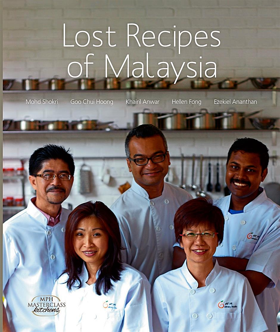 Discover some of the lost flavours of our country with Chef Hellen Fong (second from left).