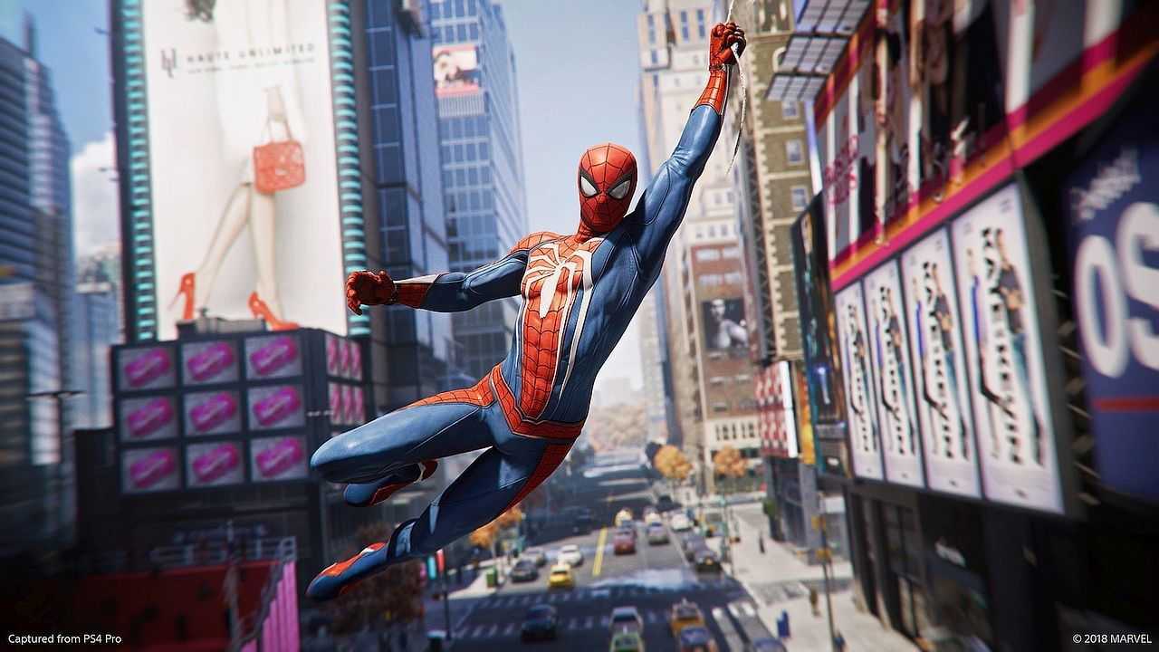 Marvel's Spider-Man, released September 2018, was made exclusive to the PlayStation 4. u2014 AFP Relaxnews