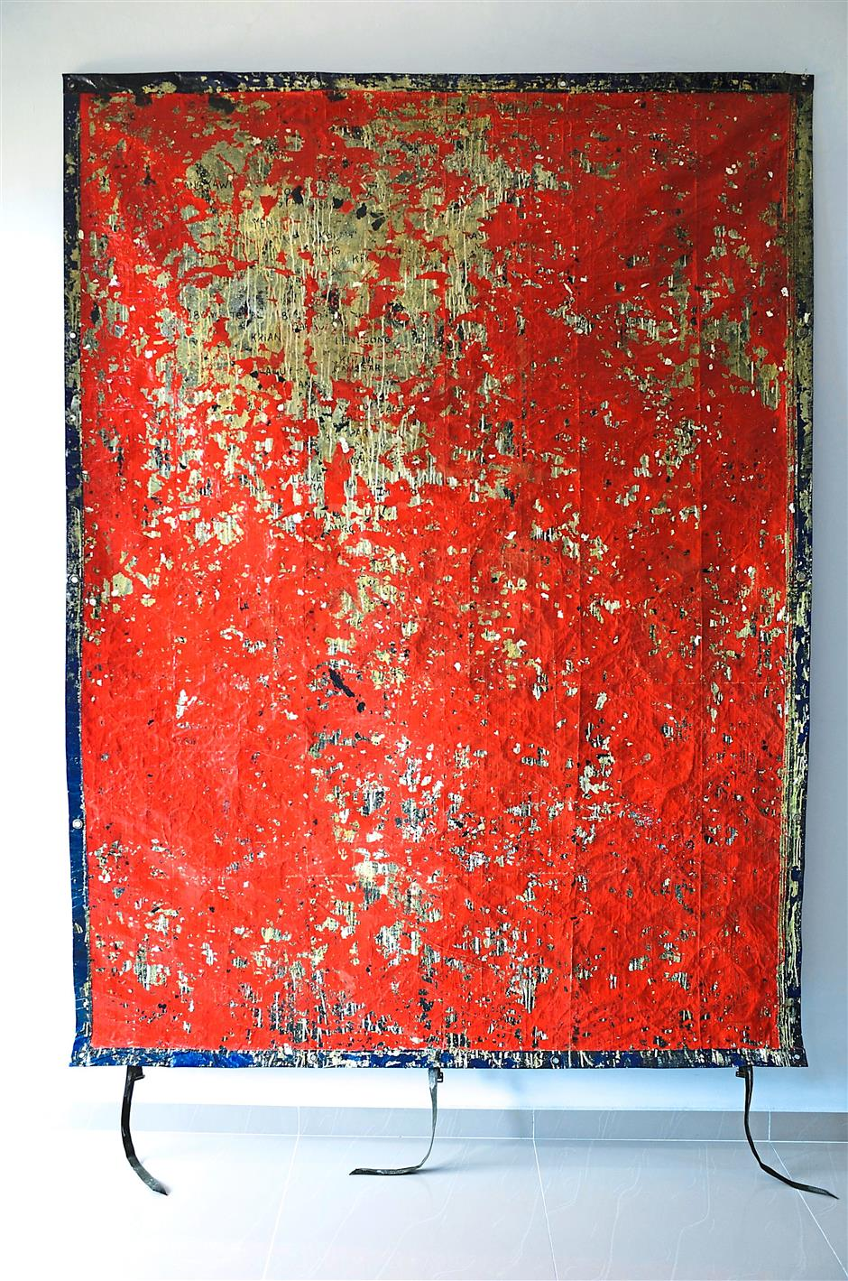 Chong Kim Chiews Boundary Fluidity will be featured at Wei-Ling Contemporary at The Gardens Mall.