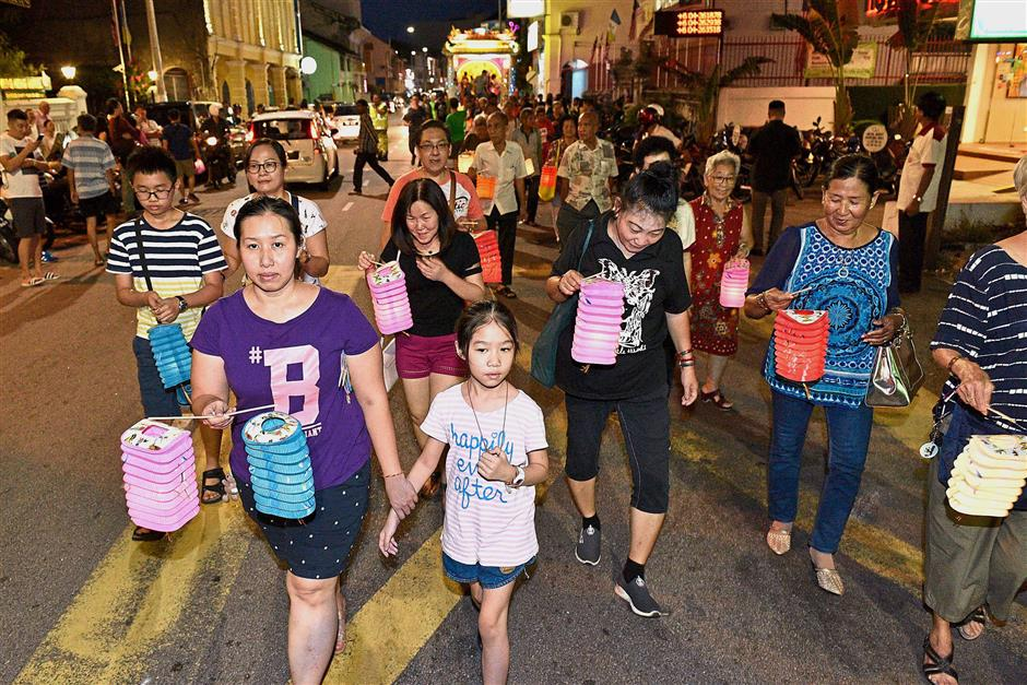 Wholesome experience at Mid-Autumn Festival   The Star Online