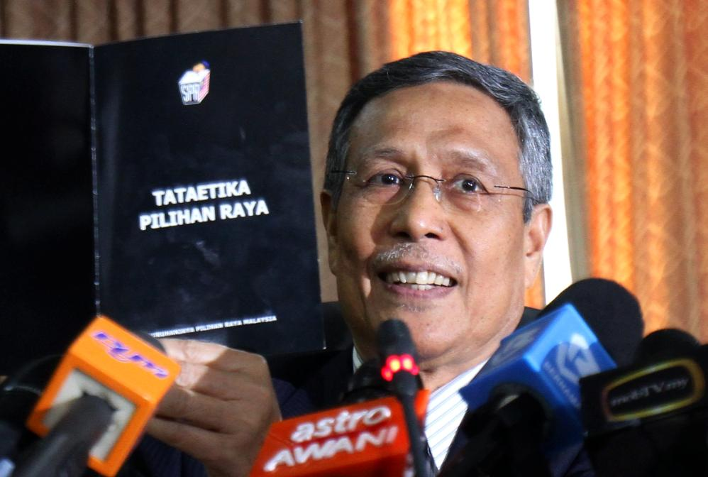 Kajang By Election Ec Cannot Take Action Until Campaign Period Begins Says Abdul Aziz The Star