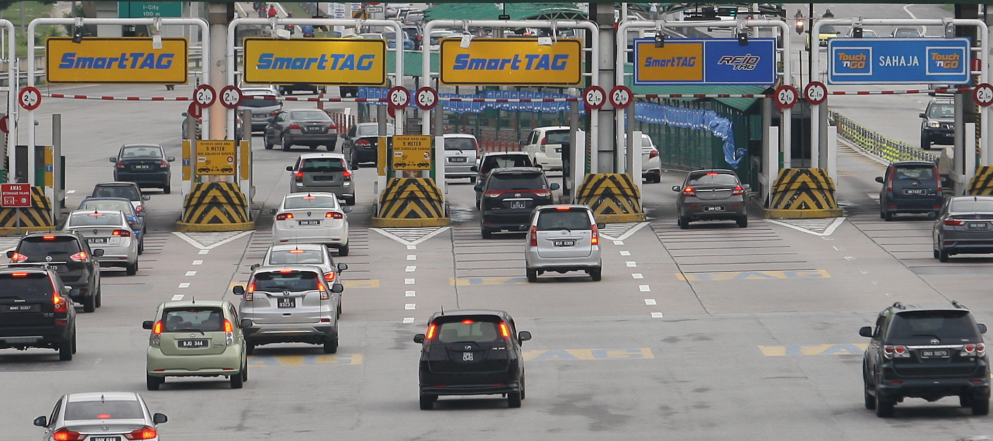 TNG PayDirect and RFID Users Get 20% Rebate On Toll