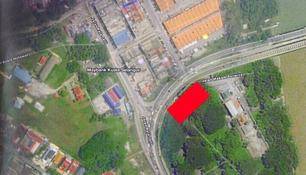 Selgate Kuala Selangor Hospital will be at Jalan Kuala Selangor. This proposed site is along the federal road connecting Teluk Intan to Kapar, providing easy access to residents in Sekinchan, Tanjung Karang and Kapar.