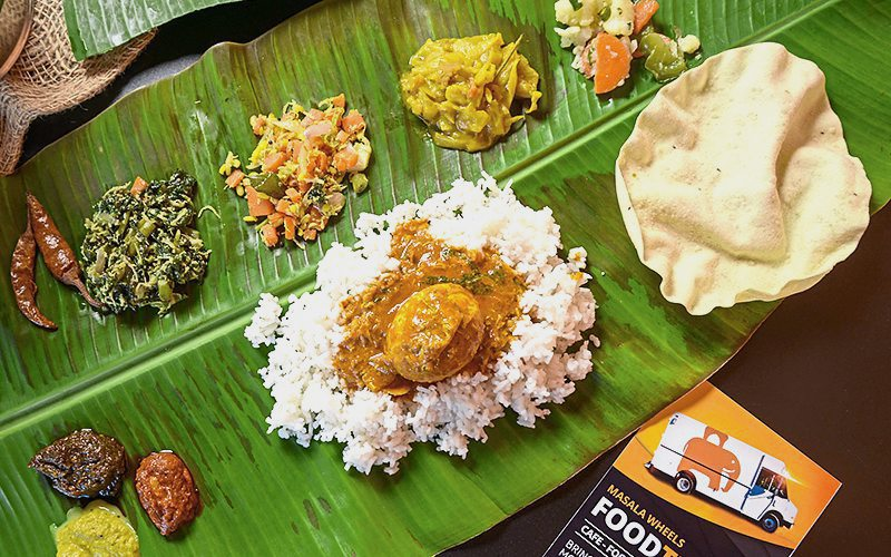 Petaling Jaya voters can enjoy a banana leaf lunch with Masala Wheels, which is offering a u2018buy one, free oneu2019 deal for voters. The establishment opens between 12pm and 2.30pm.